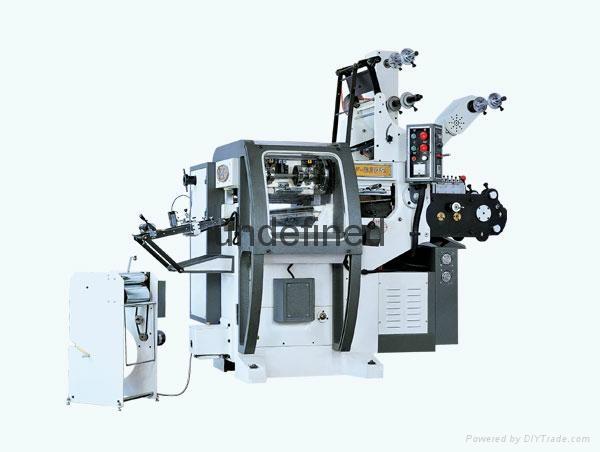 不干胶商标印刷机 1