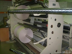Paper and film Slitting Rewinder Machine from roll to roll