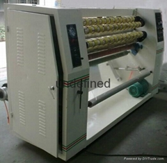 Transparent Adhesive Tape Slitting Winding Machine
