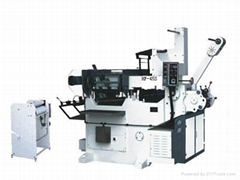 multi-function flatbed label press printer machine