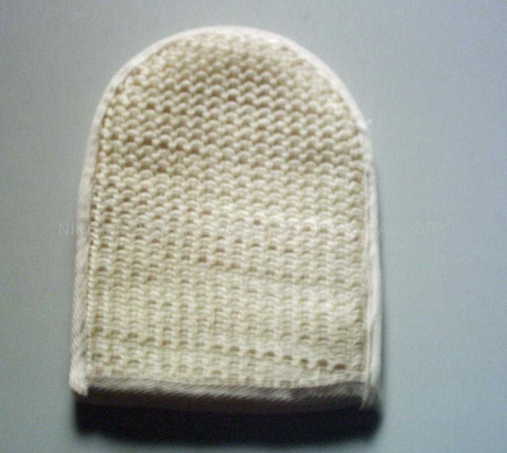 劍麻沐浴手套 1