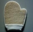 劍麻沐浴手套