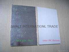 Laminated pvc gypsum ceiling tile