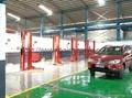 China Four-post Car Lift  2