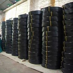 18米塑料帶管圍欄