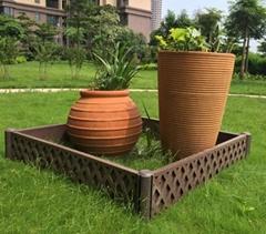 户外园艺种菜花箱