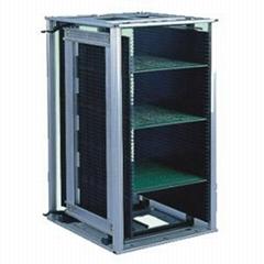 antistatic PCB magazine rack