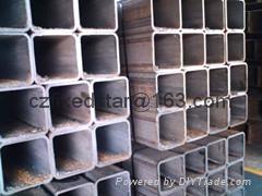 Seamless Rectangular square steel tube
