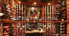 葡萄酒架-紅酒架子