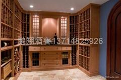 葡萄酒架-展示酒架