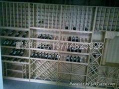 葡萄酒架-红酒展示架