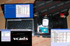 Vo  o Vcads 9998555 with Dell D630 With PTT Software for Vo  o truck tool
