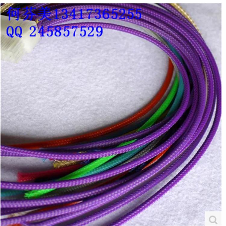 伸縮編織網管 4