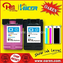 New Version Ink Cartridge HP61XL CH564HE Compatible with HP officejet 4630/4634