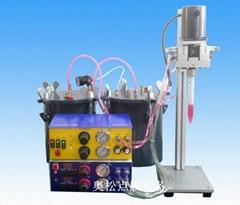 动态型双液灌胶机