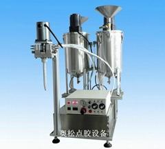 台式自动混合双液灌胶机