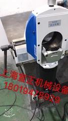 軌道式XA4碳鋼鋼管道切管機