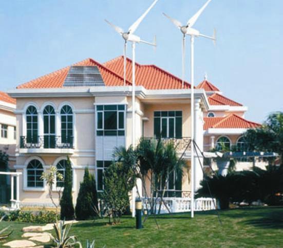 家用风光互补供电系统(厂家直销) 1