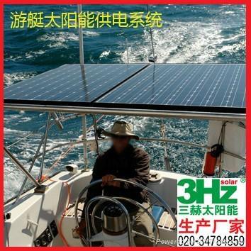 游艇太阳能发电系统(厂家直销) 1