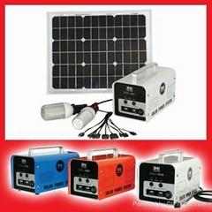 小型家用太阳能供电系统(厂家直销)