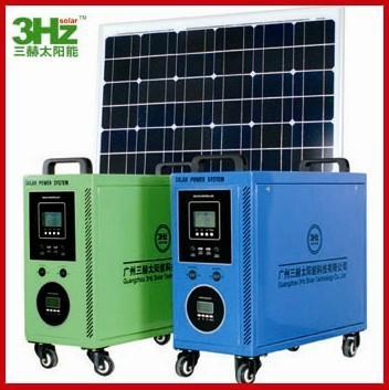 小型家用太阳能供电系统(厂家直销) 2