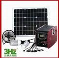 新款太阳能供电系统(含收音机、MP3功能) 2