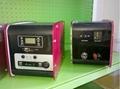 新款太阳能供电系统(含收音机、MP3功能) 3