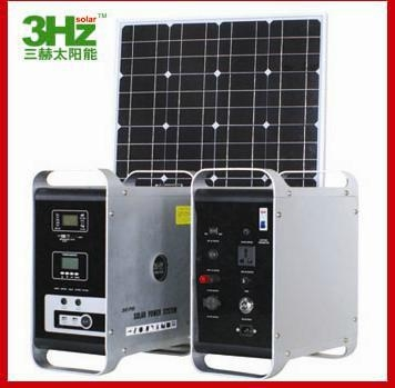 新款太阳能供电系统(含收音机、MP3功能) 5
