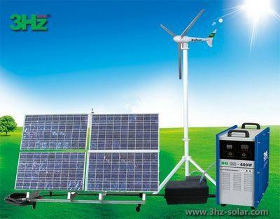 家用风光互补供电系统(厂家直销) 5