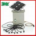 太阳能自动微喷灌溉系统(厂家直销) 1