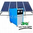 1KW太阳能供电系统 2
