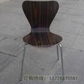 深圳直銷魚尾曲木餐椅   4