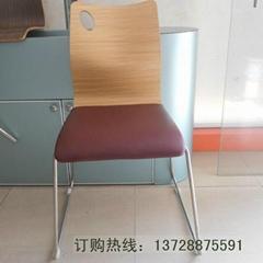 肯德基同款曲木餐椅