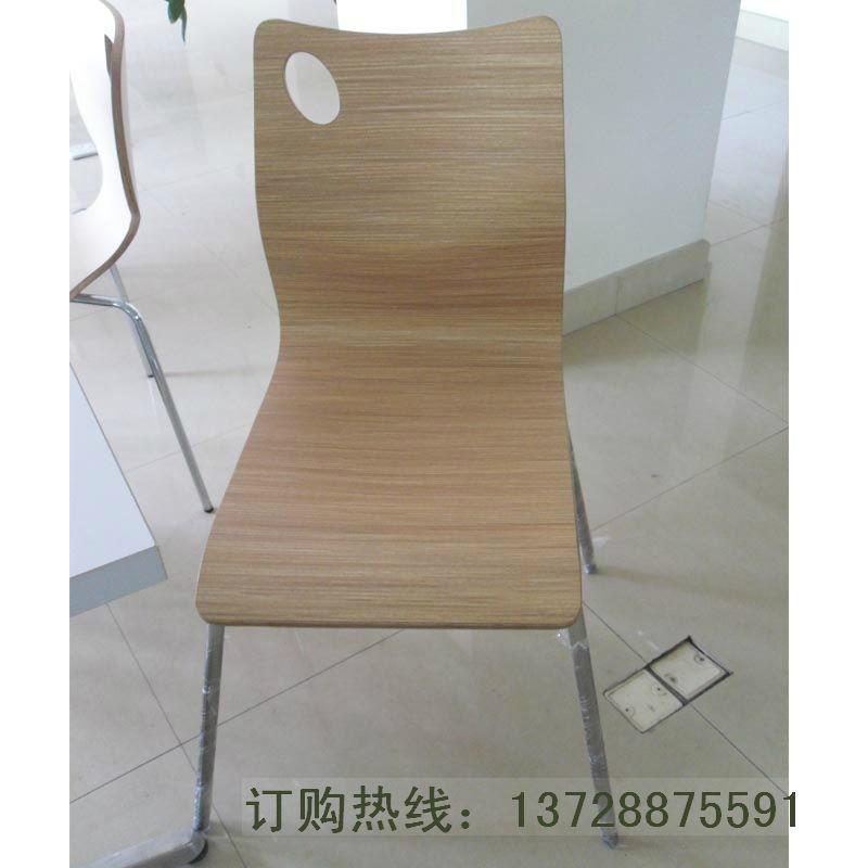 肯德基同款曲木餐椅 4