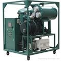ZYD系列雙級真空濾油機