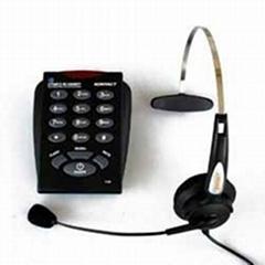 康达特KJ-95/T-750耳机连拨号器经济型套装