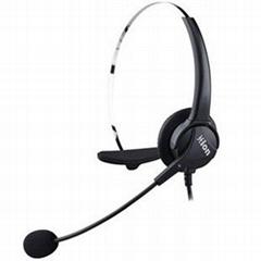 北恩FOR600呼叫中心专用话务耳机