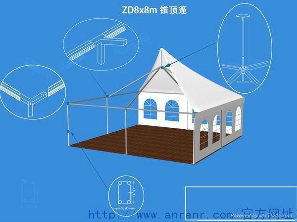 尖顶帐篷 2
