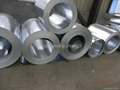 Anti-finger galvalume steel coil
