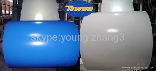 Hot dipped galvanized coil hot-dip GI 4