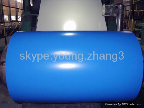 Prepainted galvanized iron 4