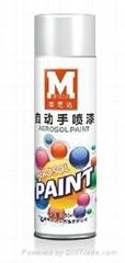 定做颜色手喷漆