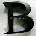 Finish Painted Stainless Steel Channel Letter Sign