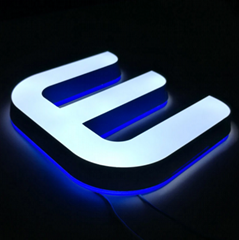 Illuminated Channel Lett