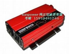 太陽能專用sunpower品牌的逆變器