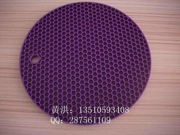 硅膠蜂窩餐具隔熱墊 1