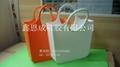 硅胶环保手提袋 2