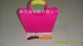 硅胶环保手提袋 4