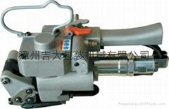 MV-19气动塑钢带打包机