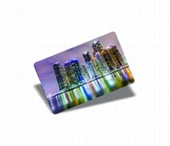 華海供應FM1232雙界面 CPU 卡